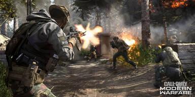 Modern Warfare mit Day-One-Update gestartet