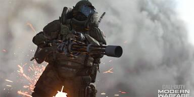 Call of Duty: Modern Warfare ist da