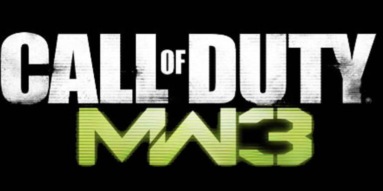 Call of Duty: Modern Warfare 3 kommt