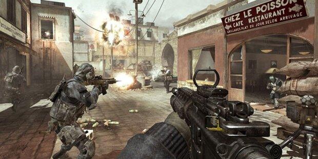 Modern Warfare 3 knackt Avatar-Rekord