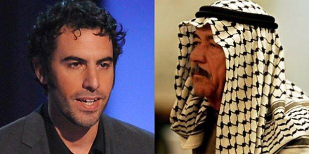 Cohen wird Saddam Hussein spielen