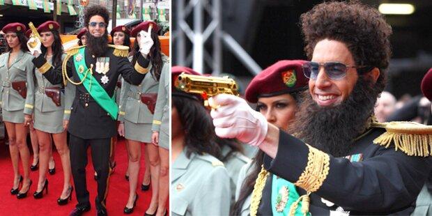 Der Diktator: Verrückte Film-Premiere