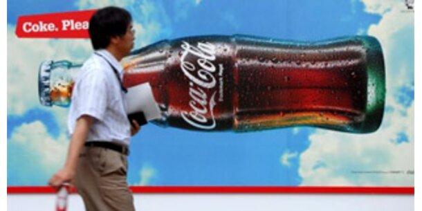 Milliardendeal für Coca-Cola in China