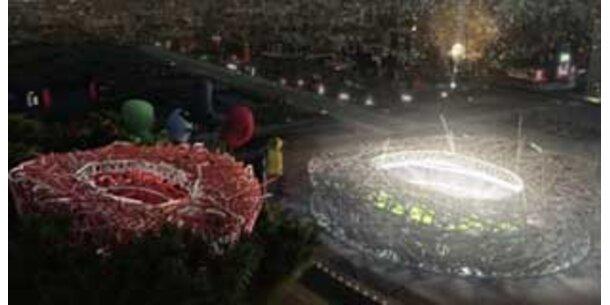 Olympia-Stadion als Nest-Vorlage