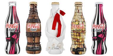 Gianfranco Ferré Coca Cola Tribute to Fashion