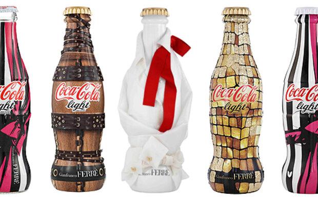 So stylisch kann Cola sein