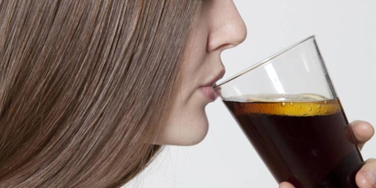 Kult-Getränk Cola enthält Alkohol