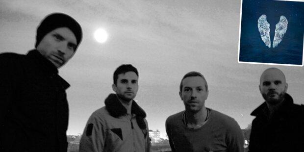 Coldplay verzaubern mit Traurigkeit