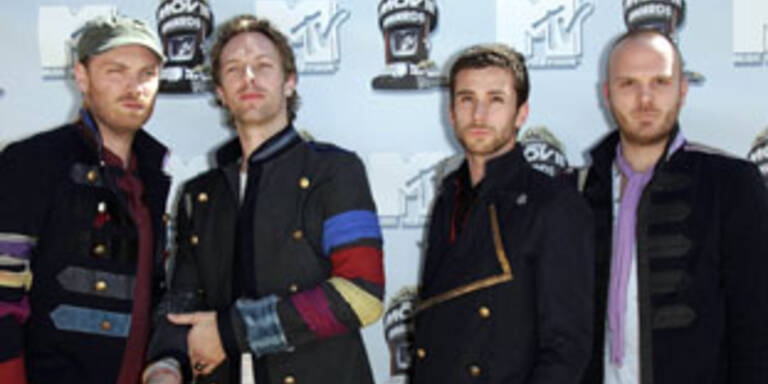 Comeback für Coldplay mit Mylo Xyloto