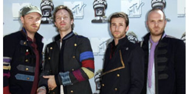Coldplay bringen neue Single heraus