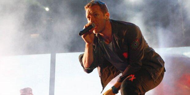 Kommen Coldplay nach Wien?