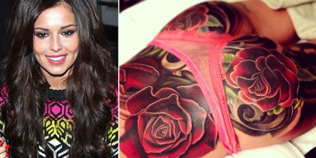 Cheryl Cole: Ist ihr Po-Tattoo hot - oder not?