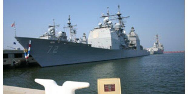 US-Kriegsschiff heizt Libanon-Konflikt an