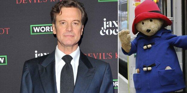 Colin Firth wird zum