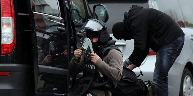 Geiselnahme in Freiburg endet mit Verhaftung