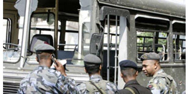 Kämpfe nach Ende der Waffenruhe in Sri Lanka