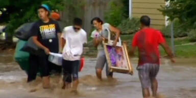 Hochwasser: Colorado versinkt in den Fluten