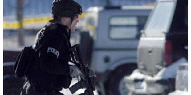 Polizei stürmte Kirche wegen Amokläufer