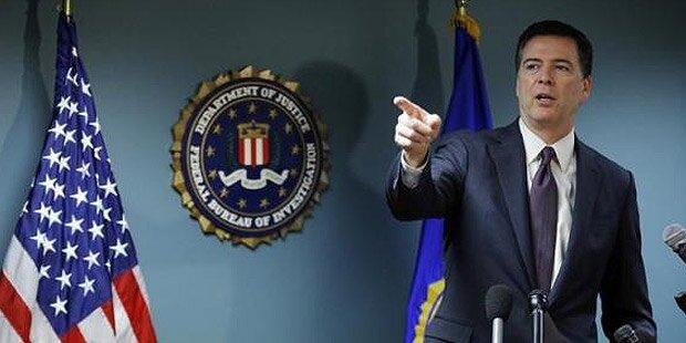FBI-Chef gesteht Rassismus bei der Polizei
