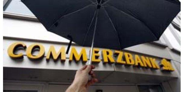 Commerzbank wird teilverstaatlicht