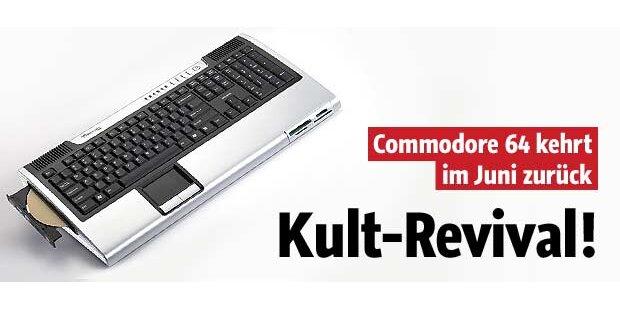 Der Commodore 64 kehrt zurück