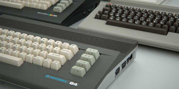 Commodore C64 feiert ein Comeback