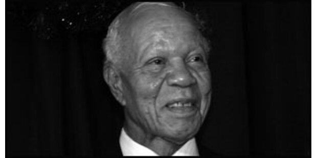 Ministerpräsident von St. Lucia verstorben