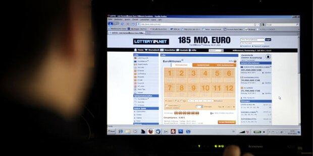 EU fordert stärkeren Schutz im Internet