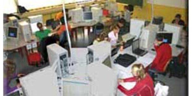 Lehrer rangelten um Computerraum