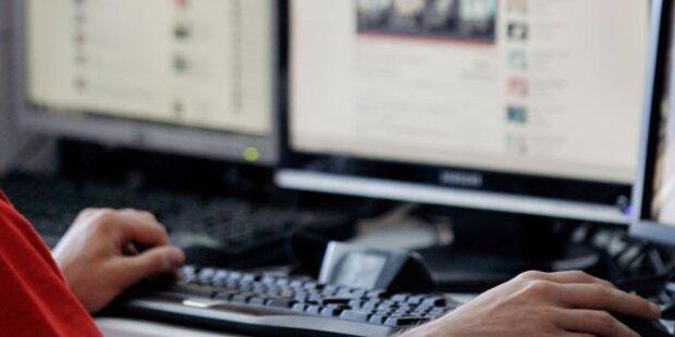 Jeder 4. nutzt privaten Online-Speicher
