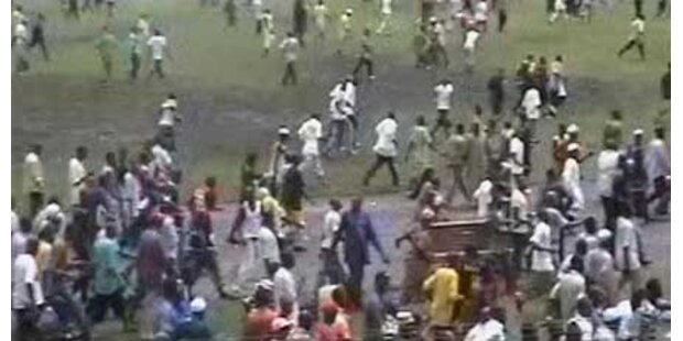 Versammlungsverbot in Guinea