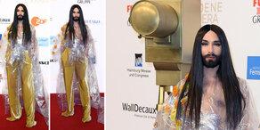 Goldene Kamera: Conchita in Plastik-Design