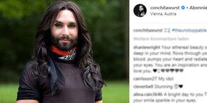 Nach HIV-Outing: Conchita meldet sich