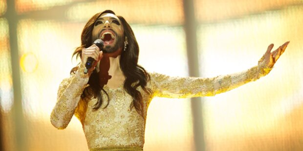 Conchita Wurst: Das war ihr Siegesauftritt