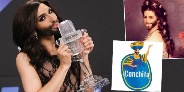 Conchita Wurst: So jubelt das Internet