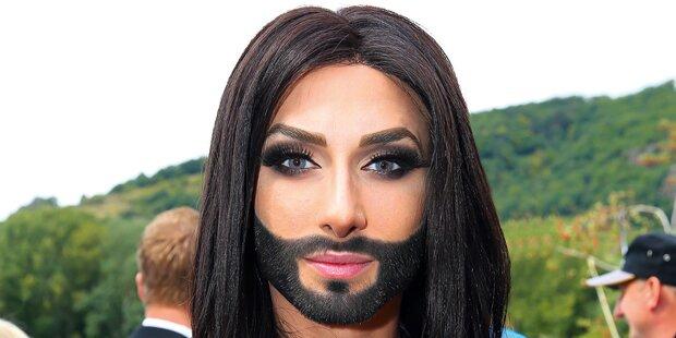 Conchita sucht den Song-Contest-Star