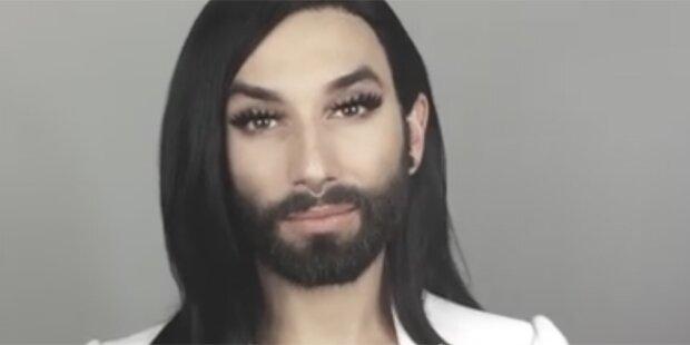Conchita Wurst appelliert an Hofer und VdB