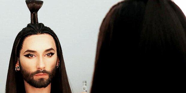 Conchita als neue Stil-Queen