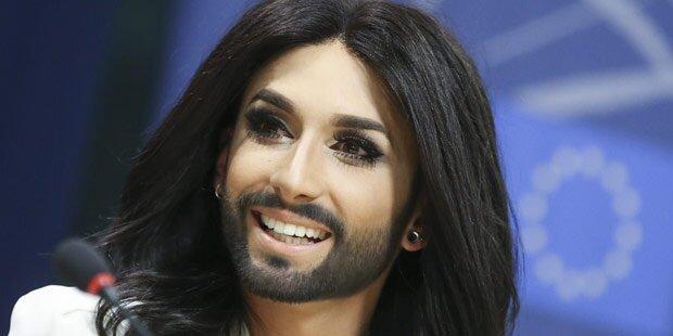 Conchita Wurst bei den Golden Globes