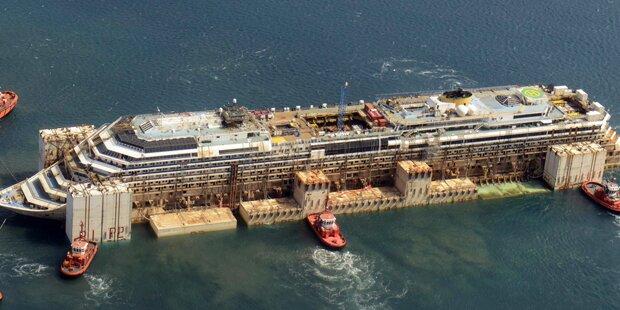 Costa Concordia: Suche nach letztem Vermissten