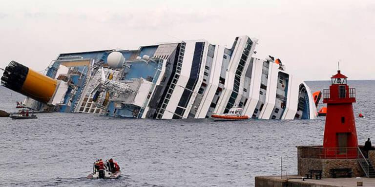 Costa Concordia: Passagiere schlugen Crew