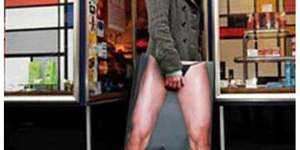 Wiener Condomi-Werbung punktet in USA