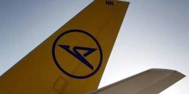 Condor-Ferienjet auf Rhodos notgelandet