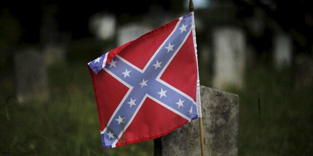 US-Südenstaaten: Kirchen brennen