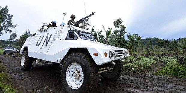 Kongo: Friedensvertrag geplatzt