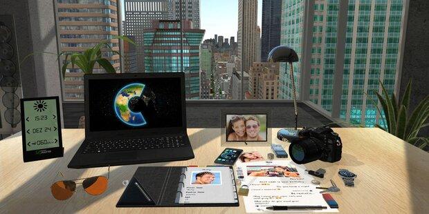 Grazer greifen mit VR-Netzwerk Facebook an