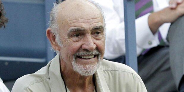 Connery lässt Alzheimer-Gerüchte dementieren