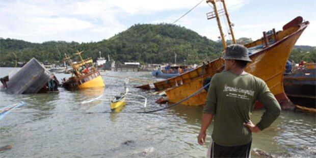 Taifun tötet 67 Menschen in Asien
