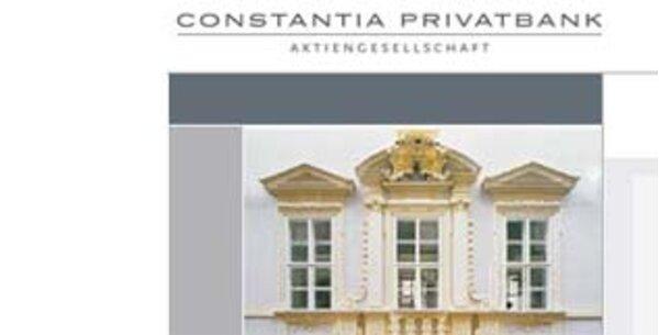 Verkauf der Constantia-Bank macht Probleme