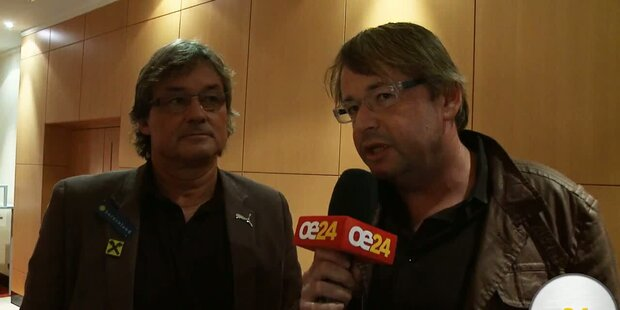 Didi Constantini im Interview mit oe24.at